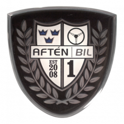 Logotop, Epoxy sticker