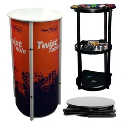 Twist (tower & table)