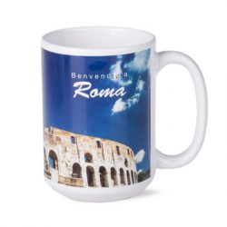 Art print mugs