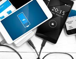 Elektronik og mobil tilbehør