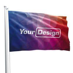 Udendørs flag