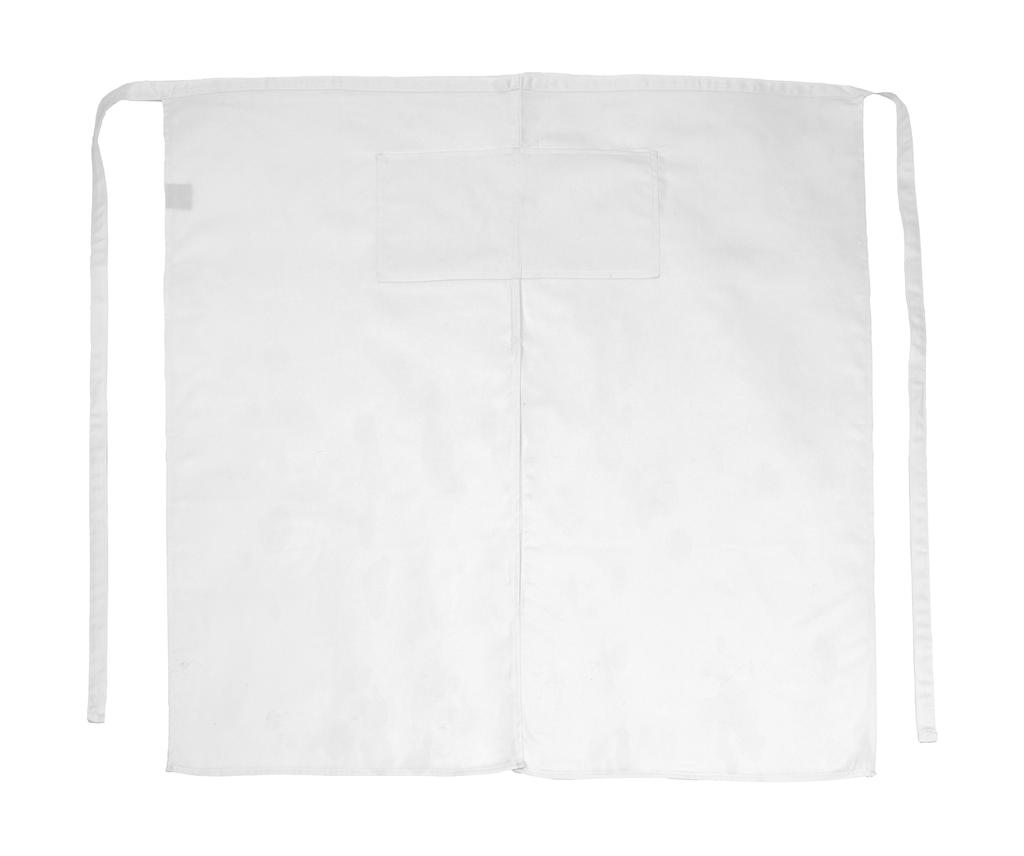 Berlin Long Bistro Apron with Vent and Pocket