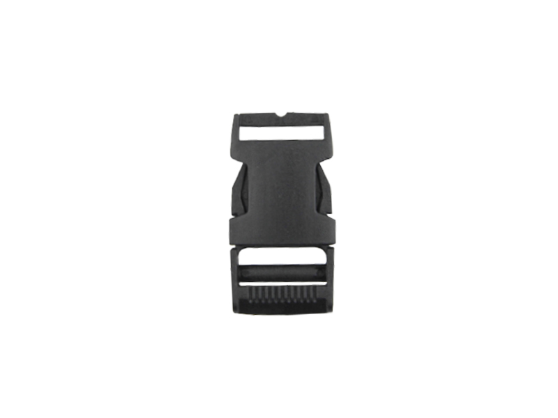 Fastlock buckle for 25 mm logoband