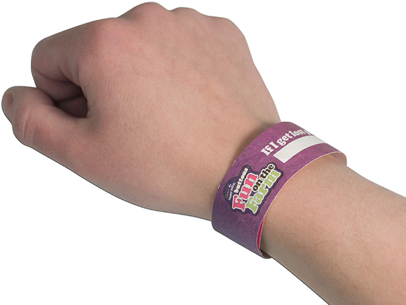 Festival band PVC (Exclusively produced)