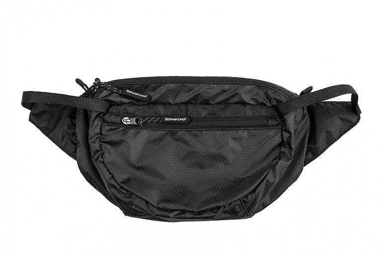SCHWARZWOLF MOBILA folding belt bag