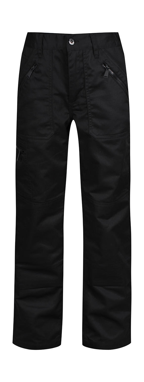 Womens Pro Action Trousers (Short)