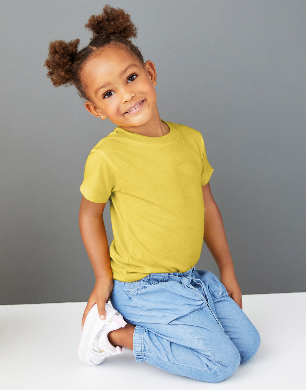 Toddler Jersey Short Sleeve Tee