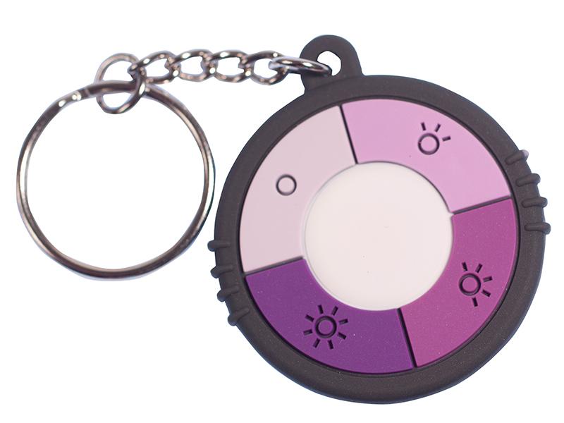 UV-keyring (70 mm)