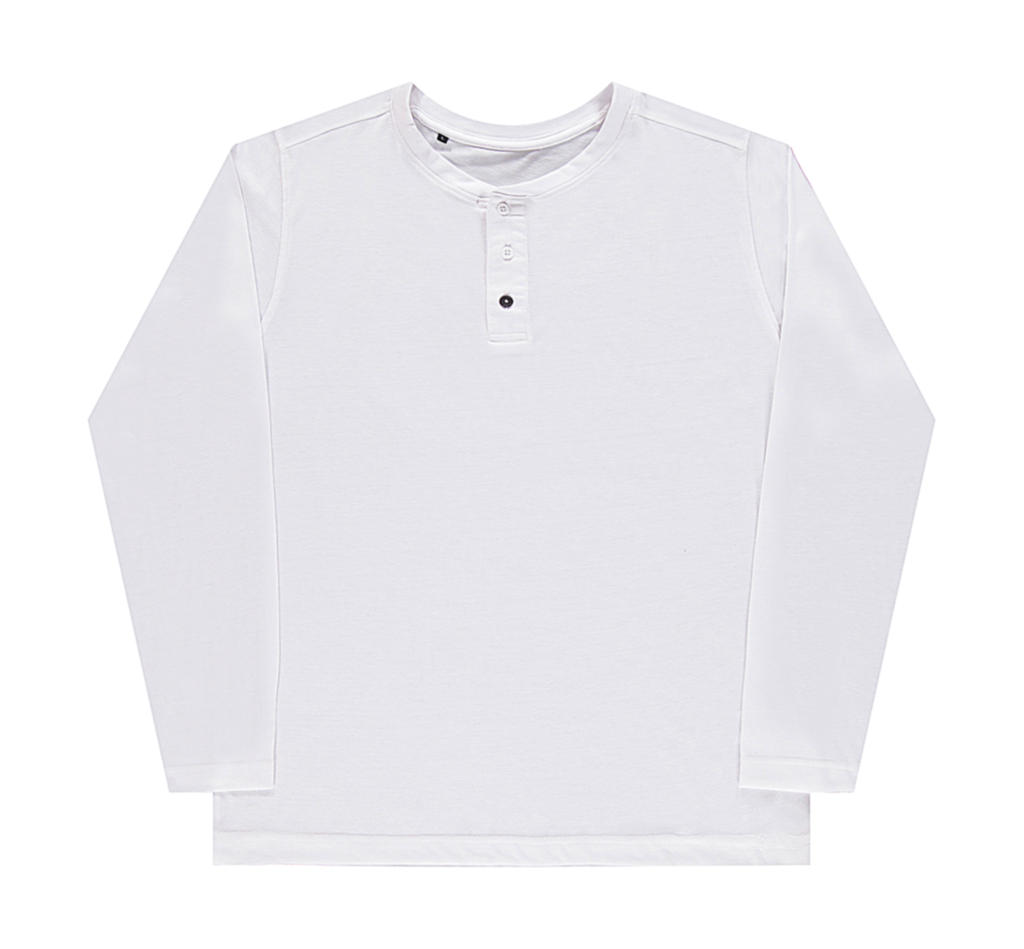 Aden Men`s LS Henley T-Shirt