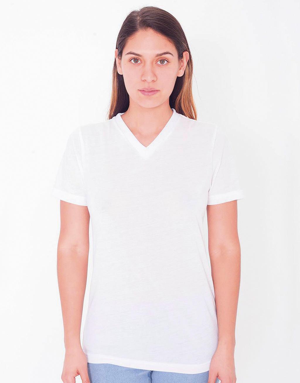Women`s Sublimation Classic V-Neck T-Shirt