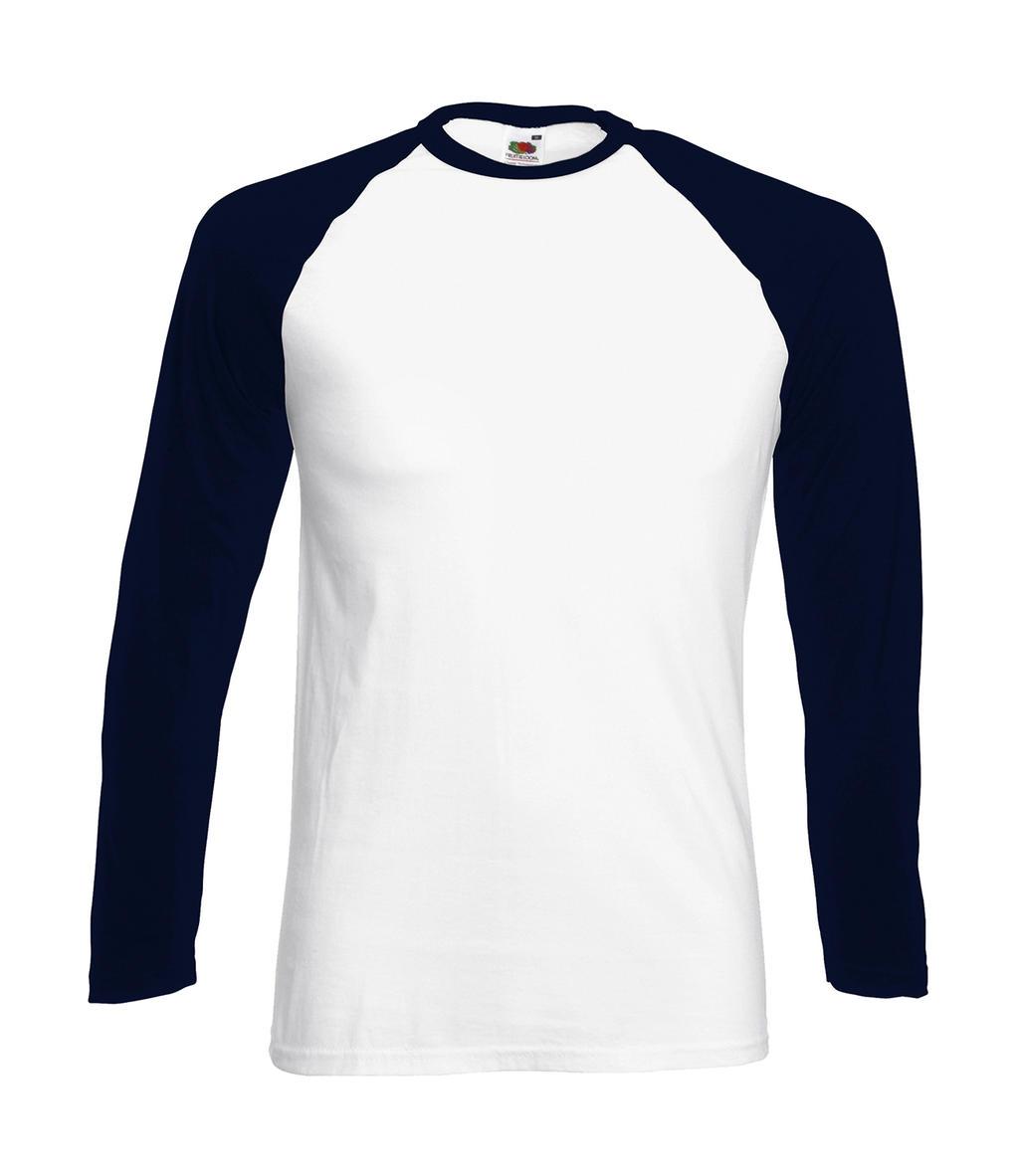 Valueweight Long Sleeve Baseball T
