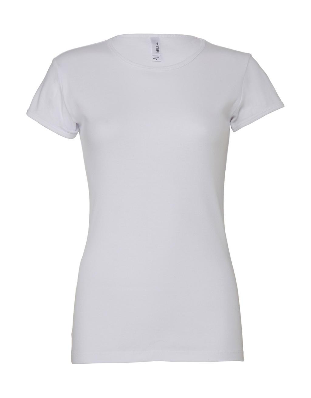 Stretch Rib T-Shirt