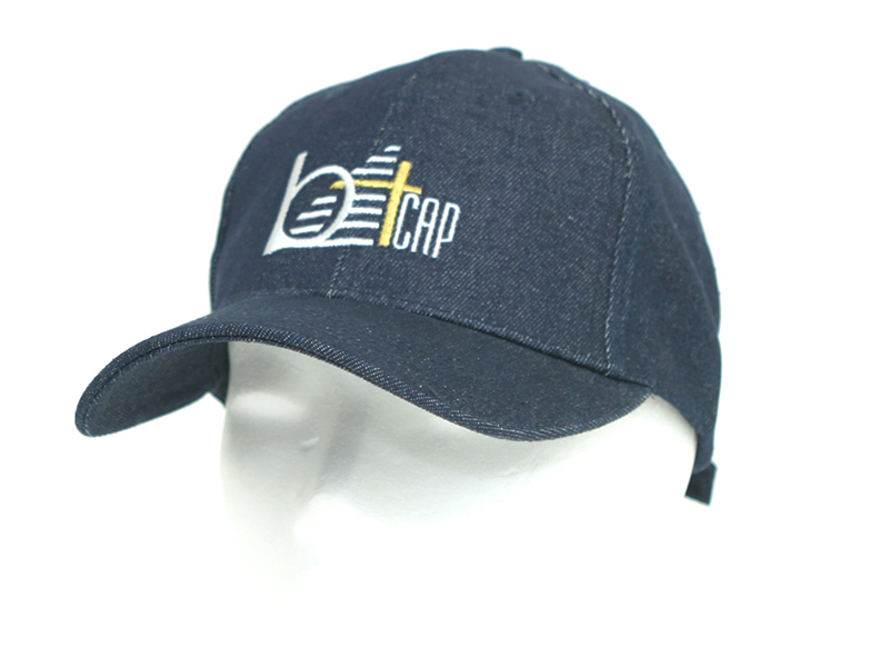 Bt180 Low profile cap (Denim) (Custom made)