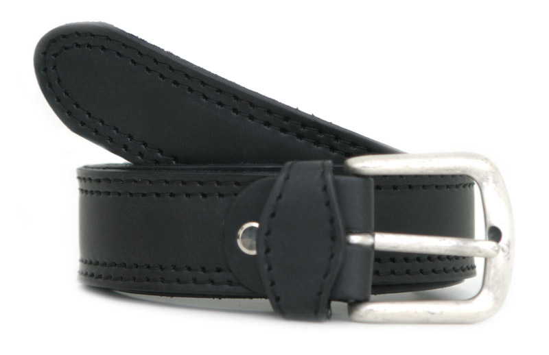Fashion belt U (black)
