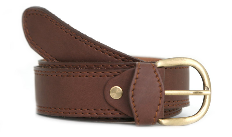 Fashion Belt Q (brown)