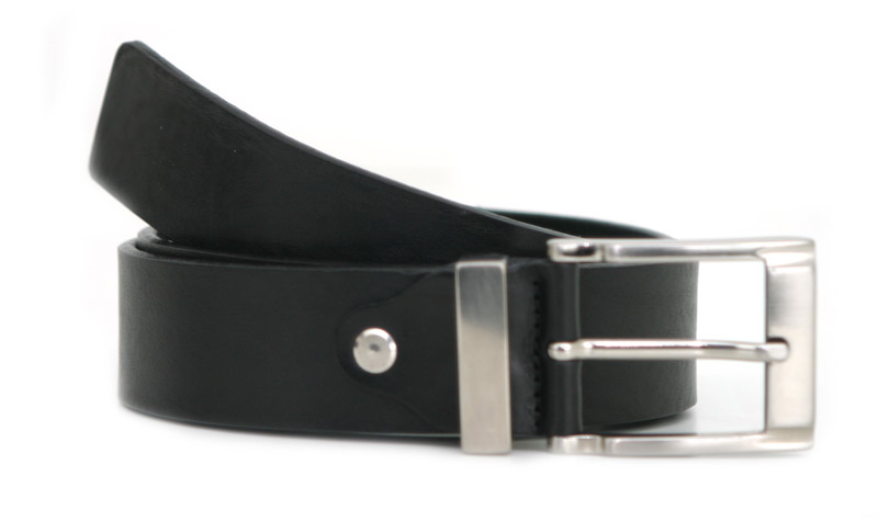 Fashion belt W without buckle (black)