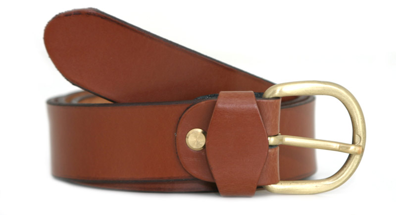 Fashion belt Å (brown)