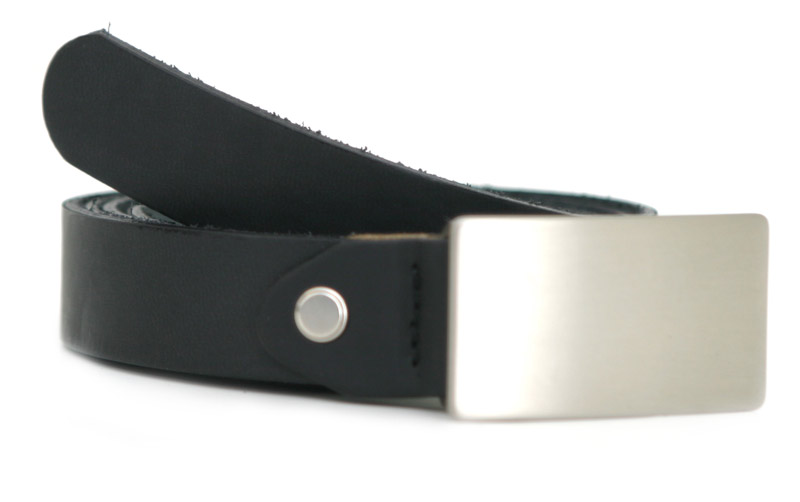 Fashion belt B (black)