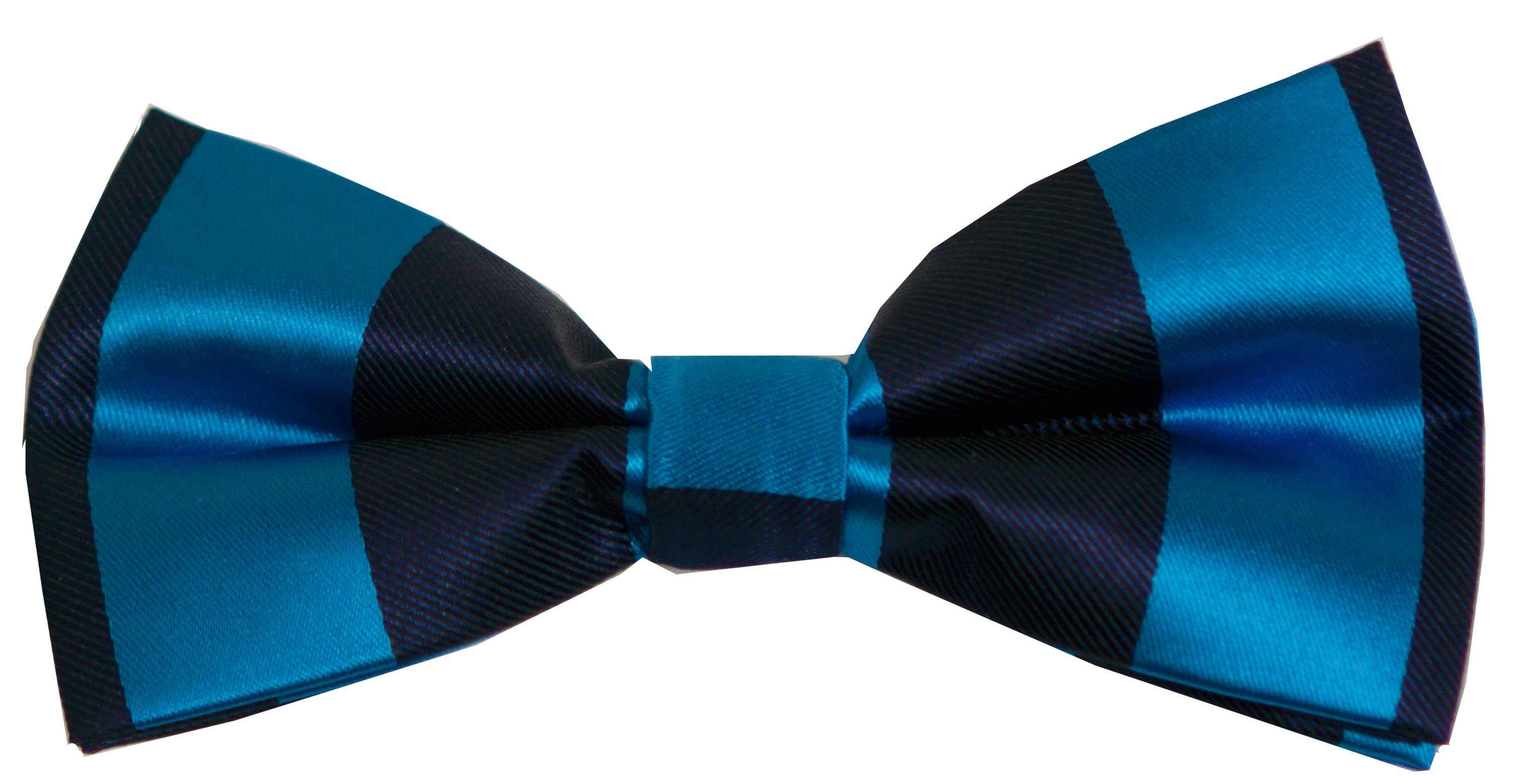 Bow tie (blue and dark blue)