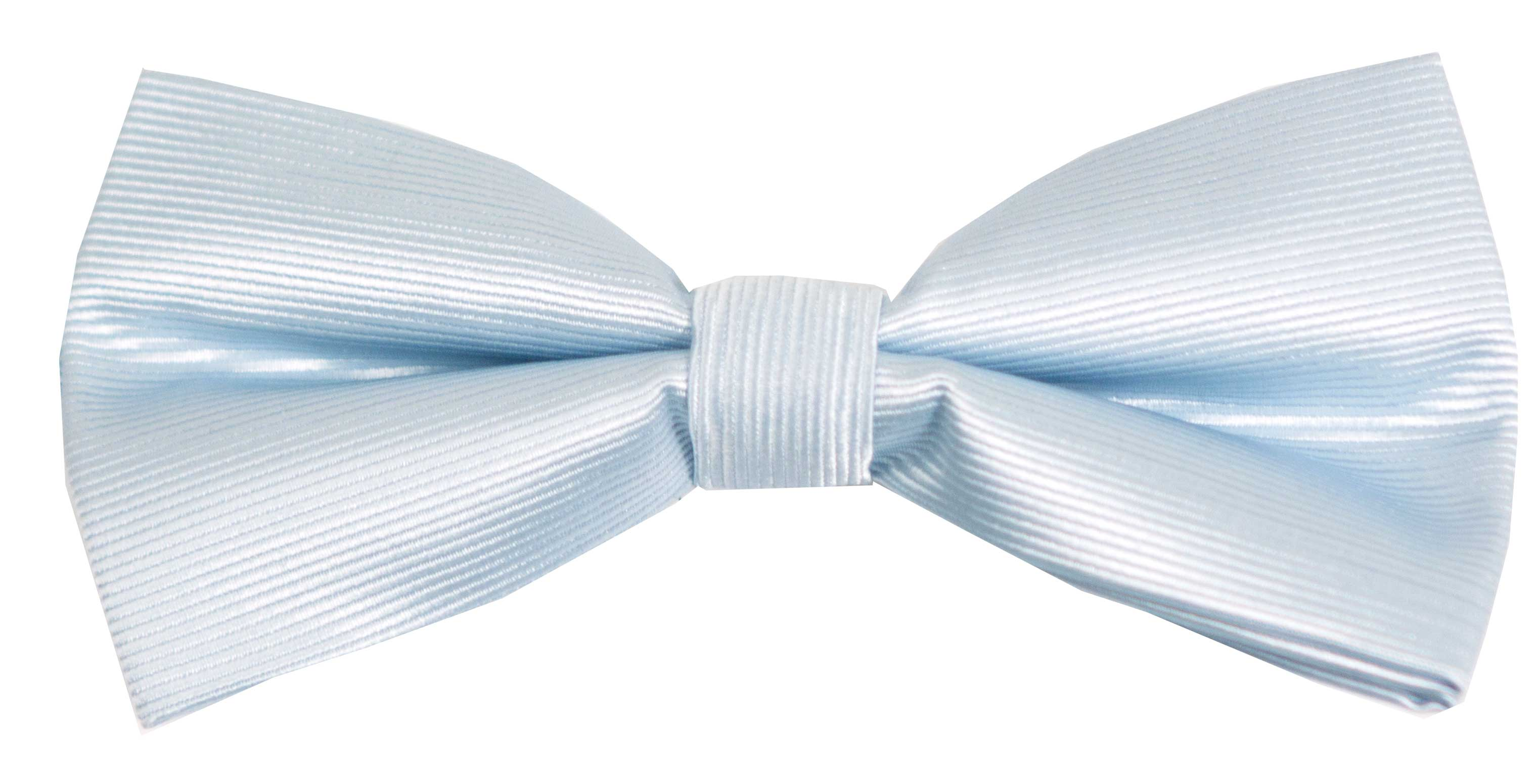 Bow tie (light blue)