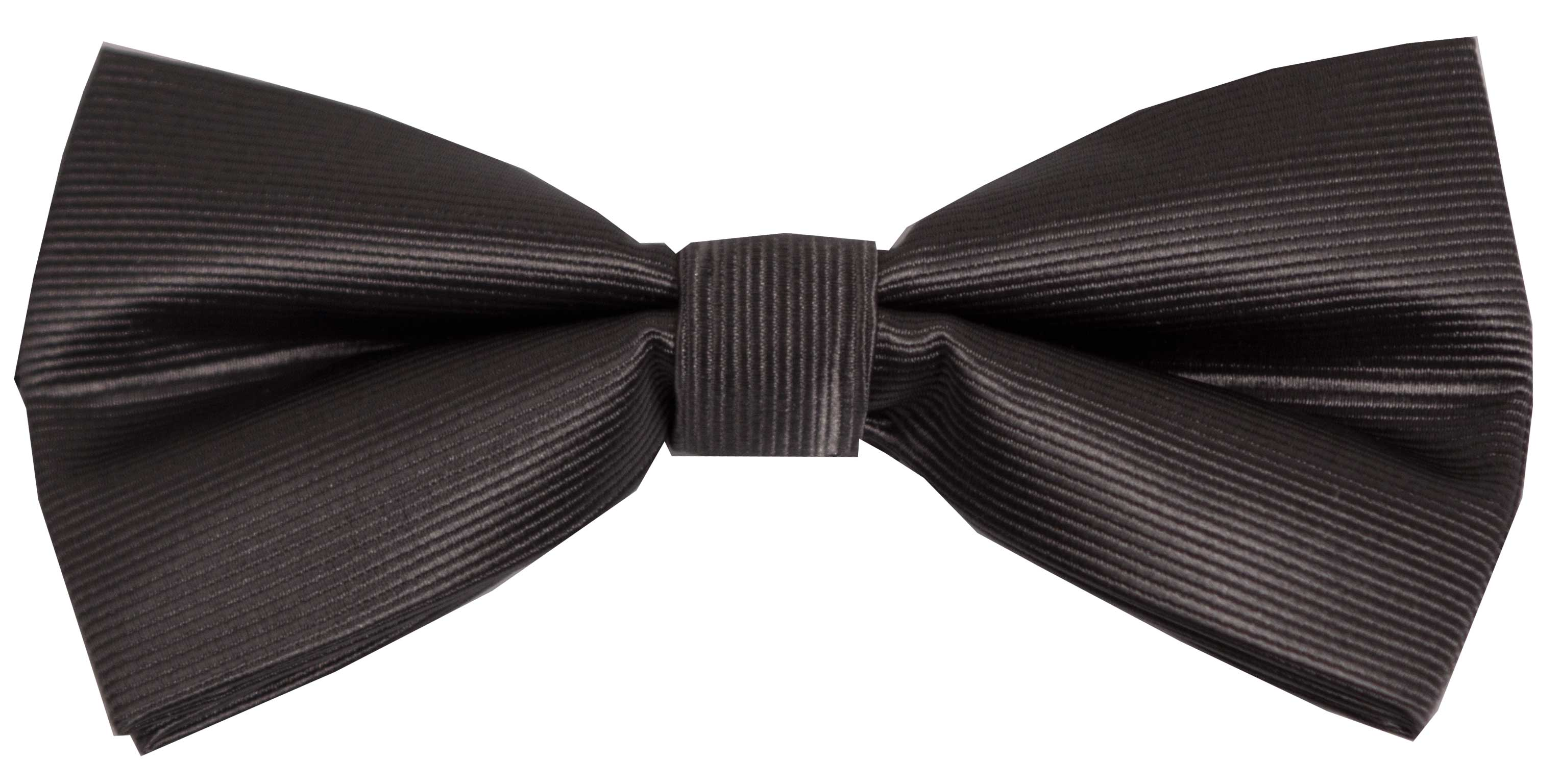 Bow tie (dark grey)