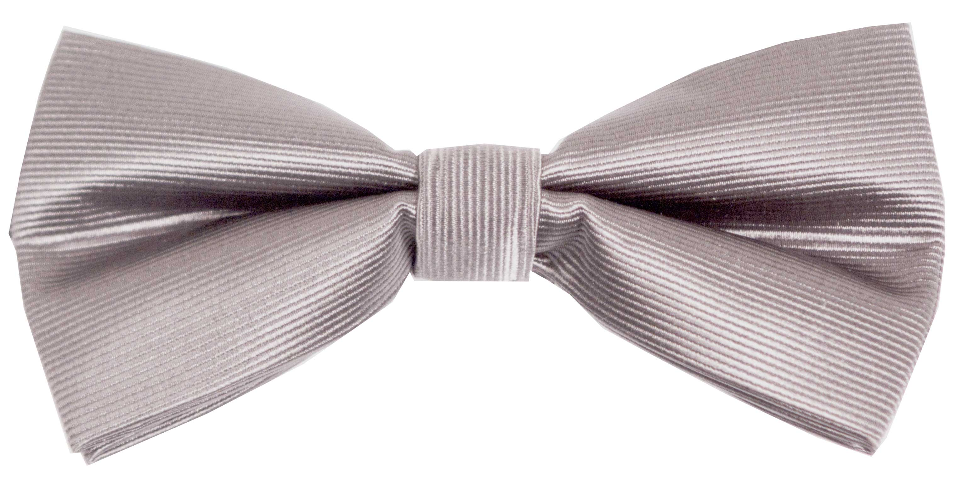 Bow tie (light grey)