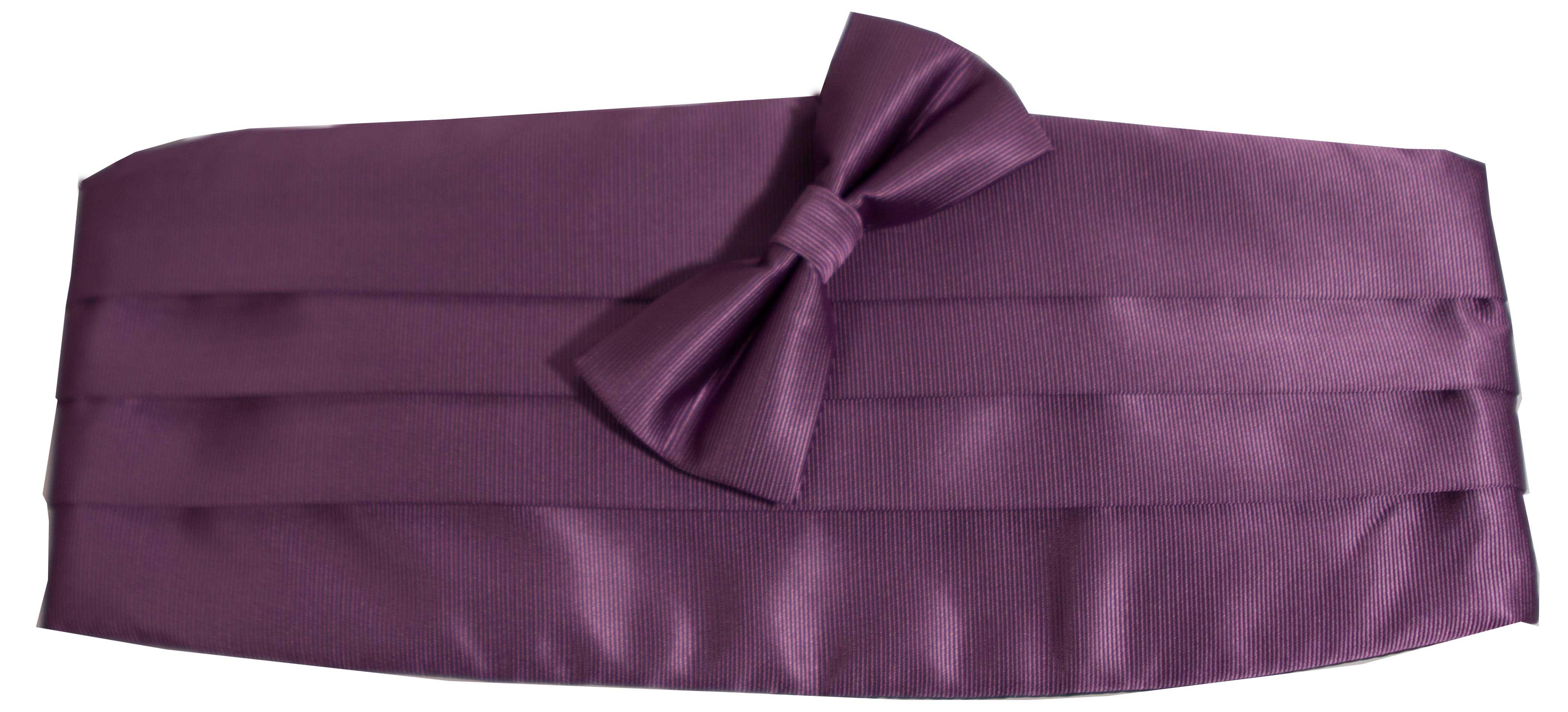 Cumberband (dark lilac)