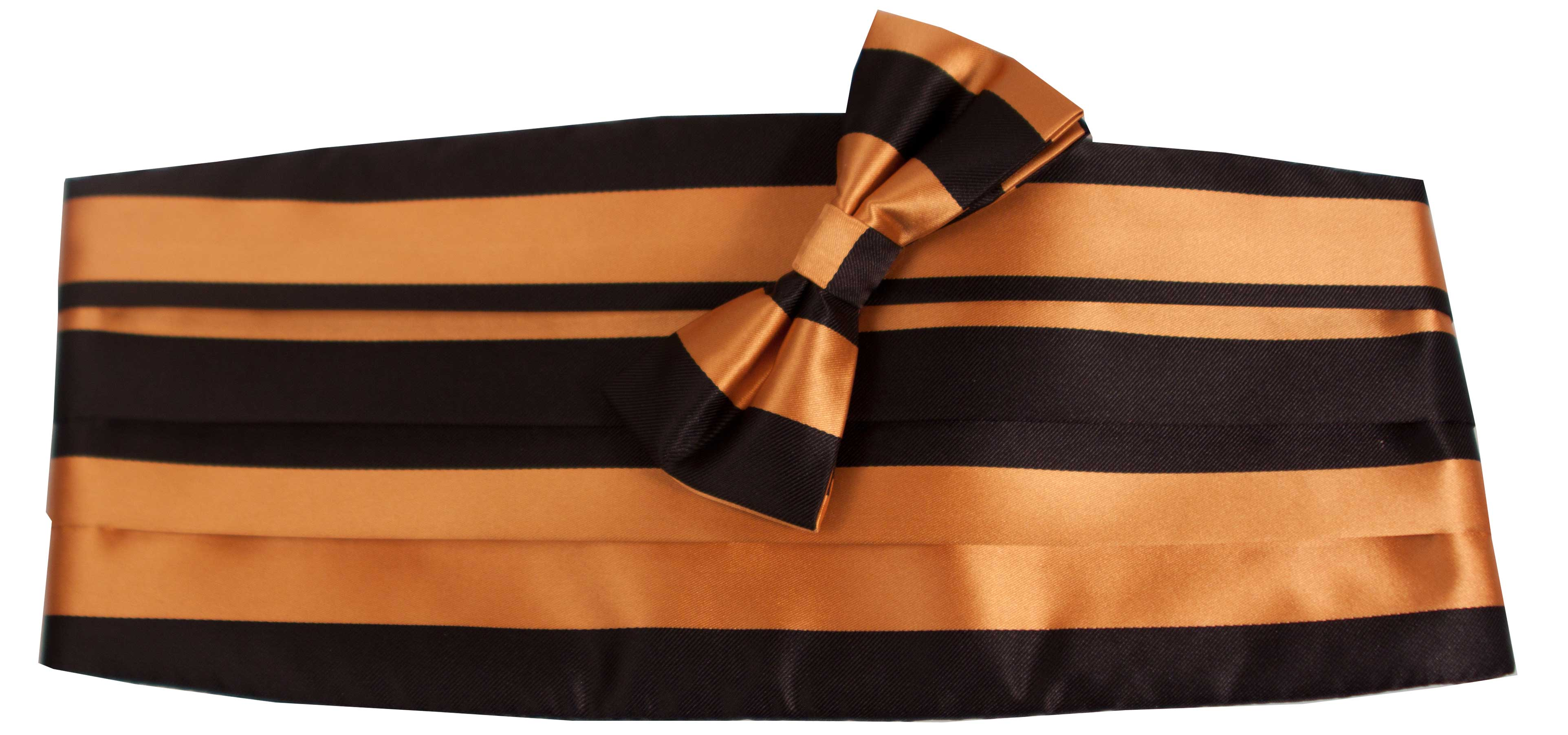 Cumberband (black and orange)