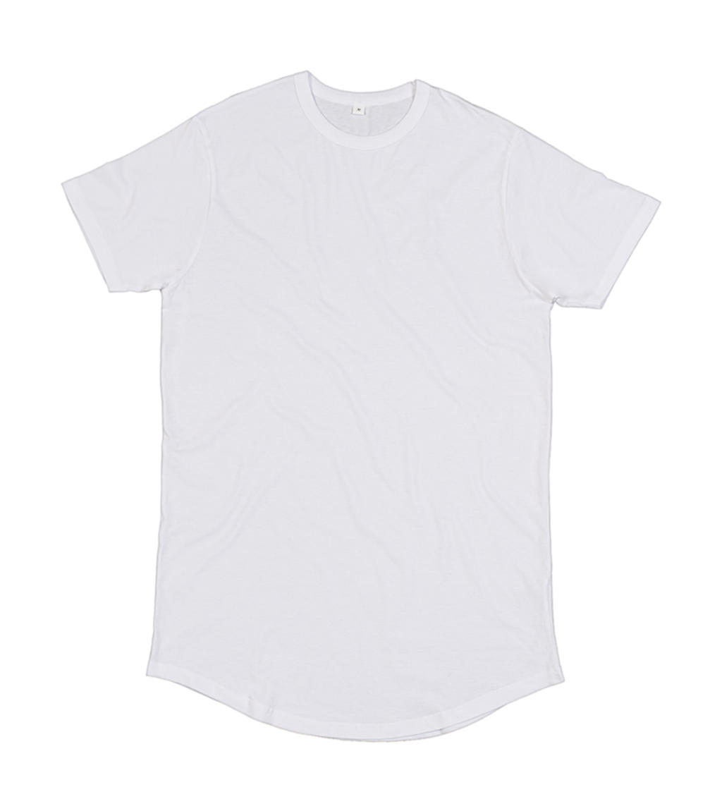 Men`s Organic Longer Length T