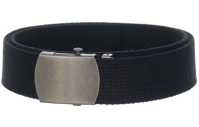 Woven Army belt (35 mm) (Custom made)