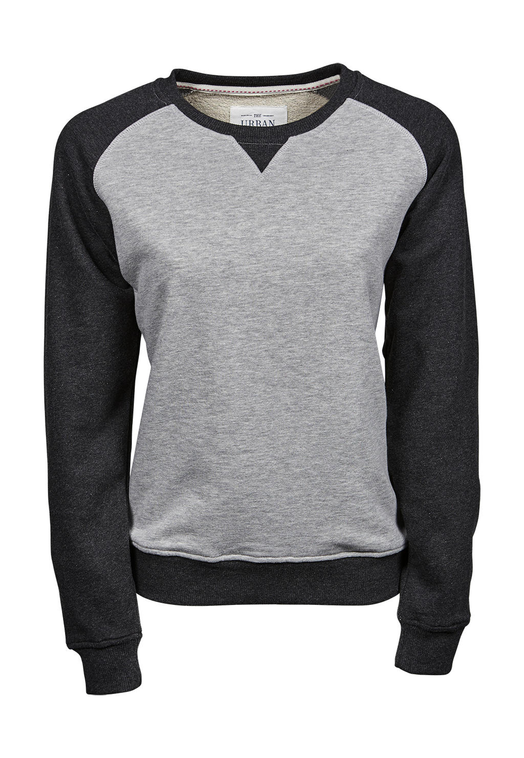 Ladies Urban Two-Tone Sweat