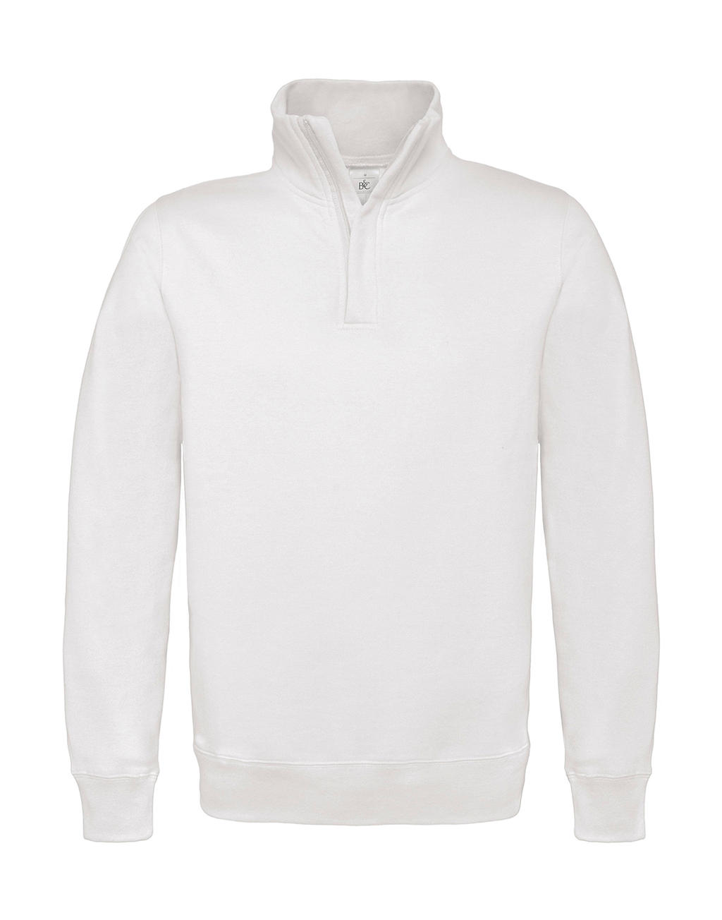 ID.004 Cotton Rich 1/4 Zip Sweat