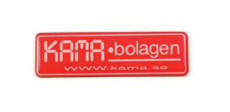 Logotopp, Epoxy sticker (50 mm)