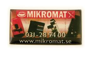 Logotopp, Epoxy sticker (60 mm)