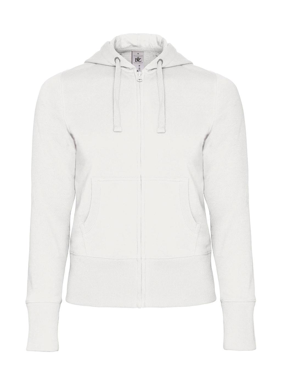 Hooded Full Zip/women Sweat