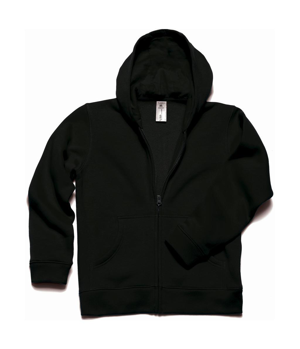 Hooded Full Zip/kids Sweat