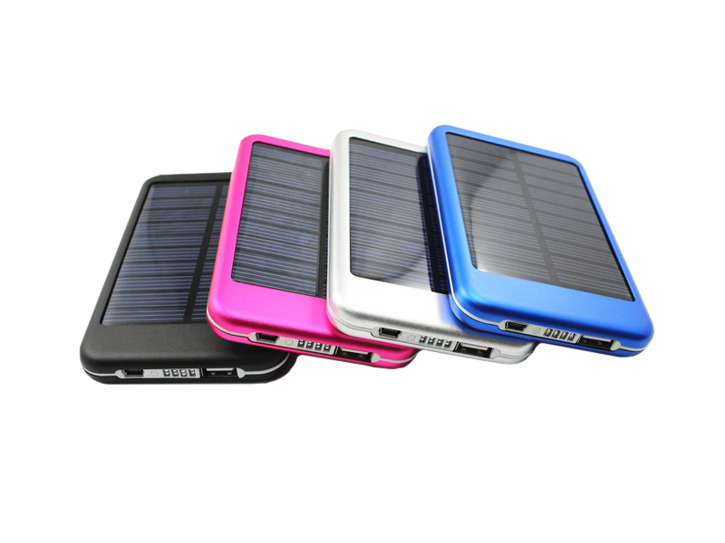 Solar Powerbank  4000 mAh