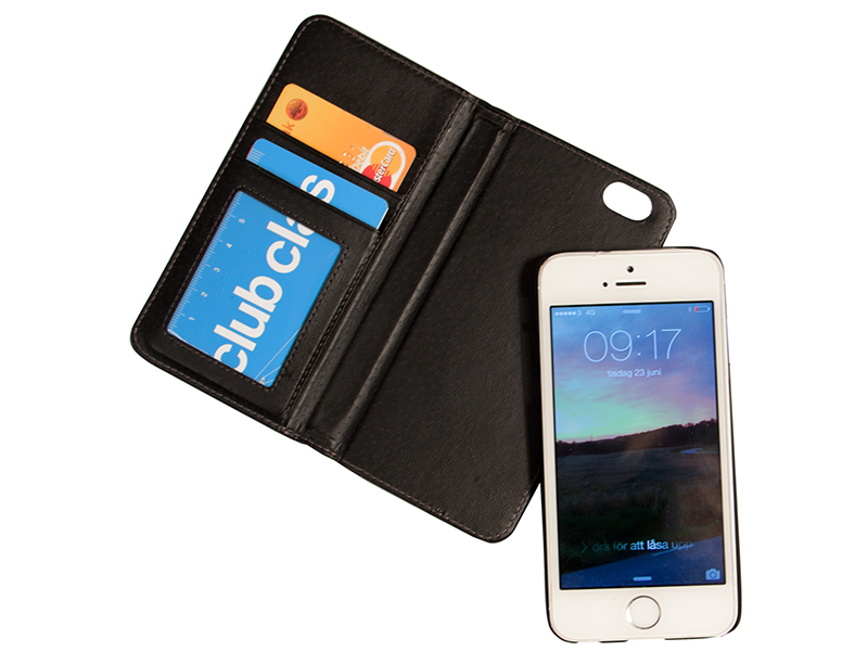 Wallet leather case with magnet(iPhone 6)