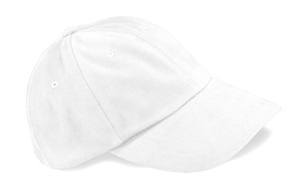 Low Profile Heavy Brushed Cotton Cap