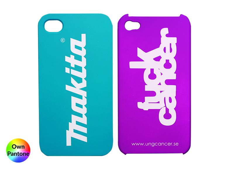 Mobilskal i PVC (iPhone X)