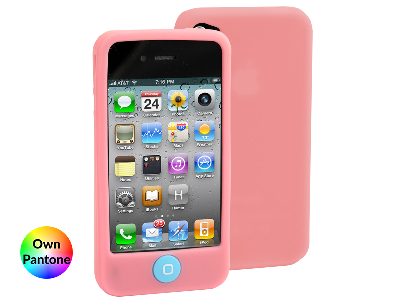 Smartphone Case Silicon (iPhone)