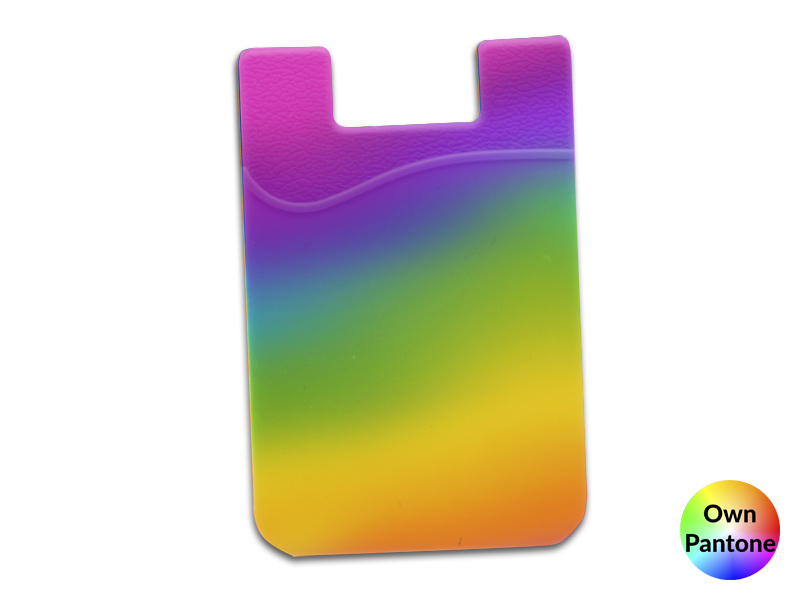 Silicone card holder (Custom made)