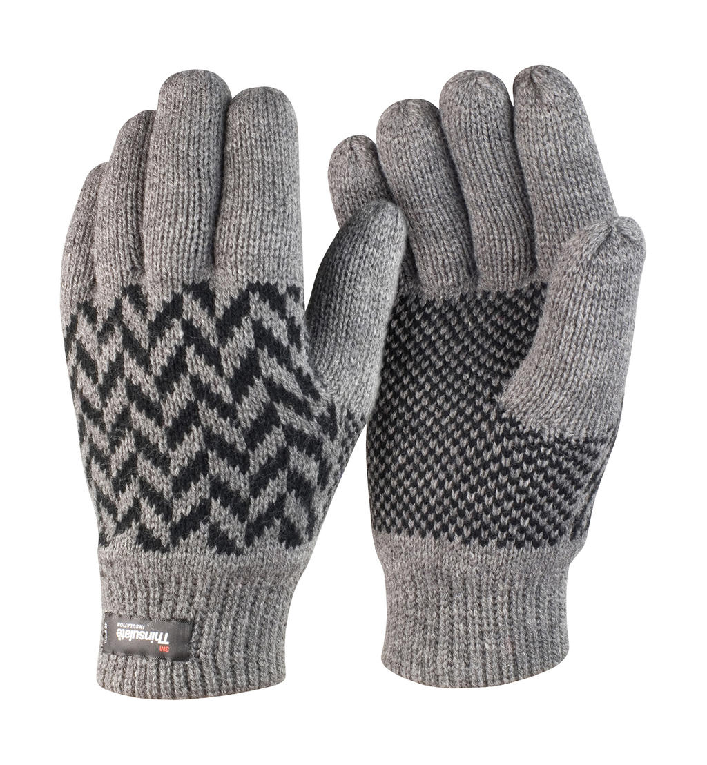 Pattern Thinsulate Glove