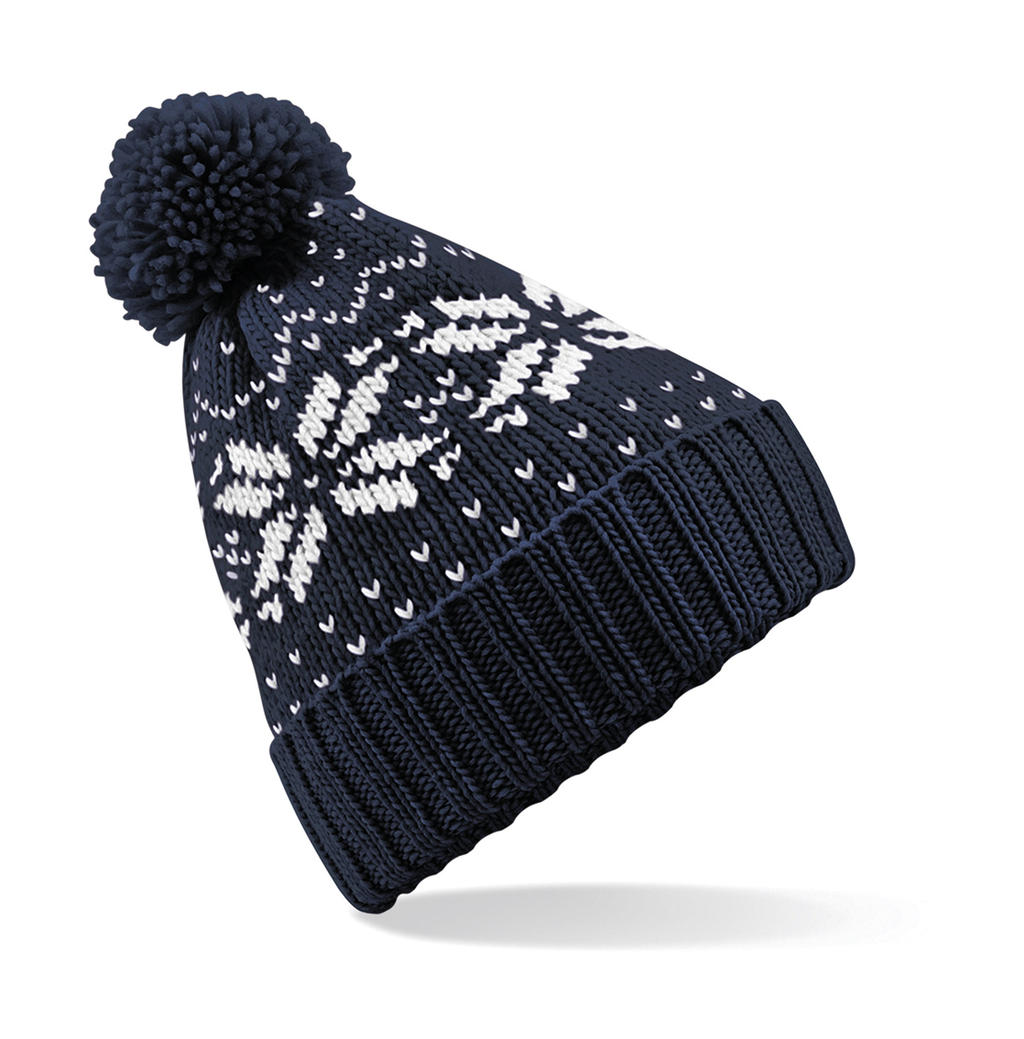 Junior Fair Isle Beanie