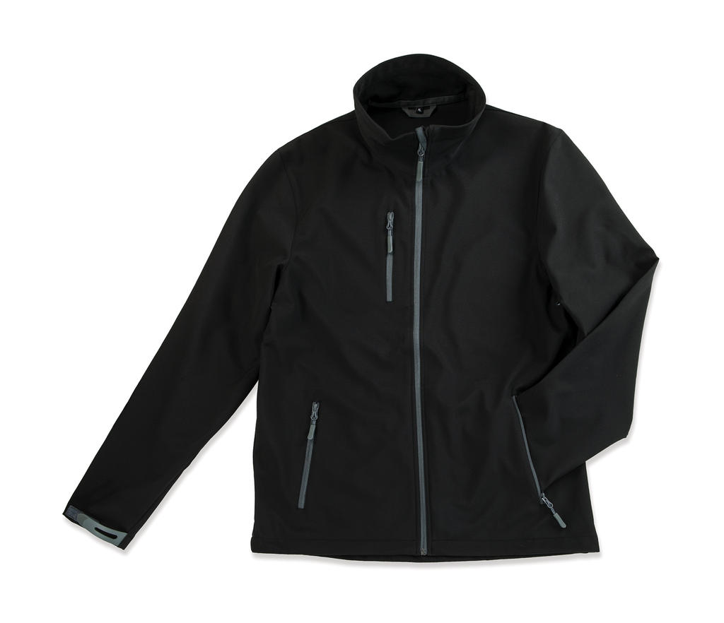 Active Softshell Jacket Men