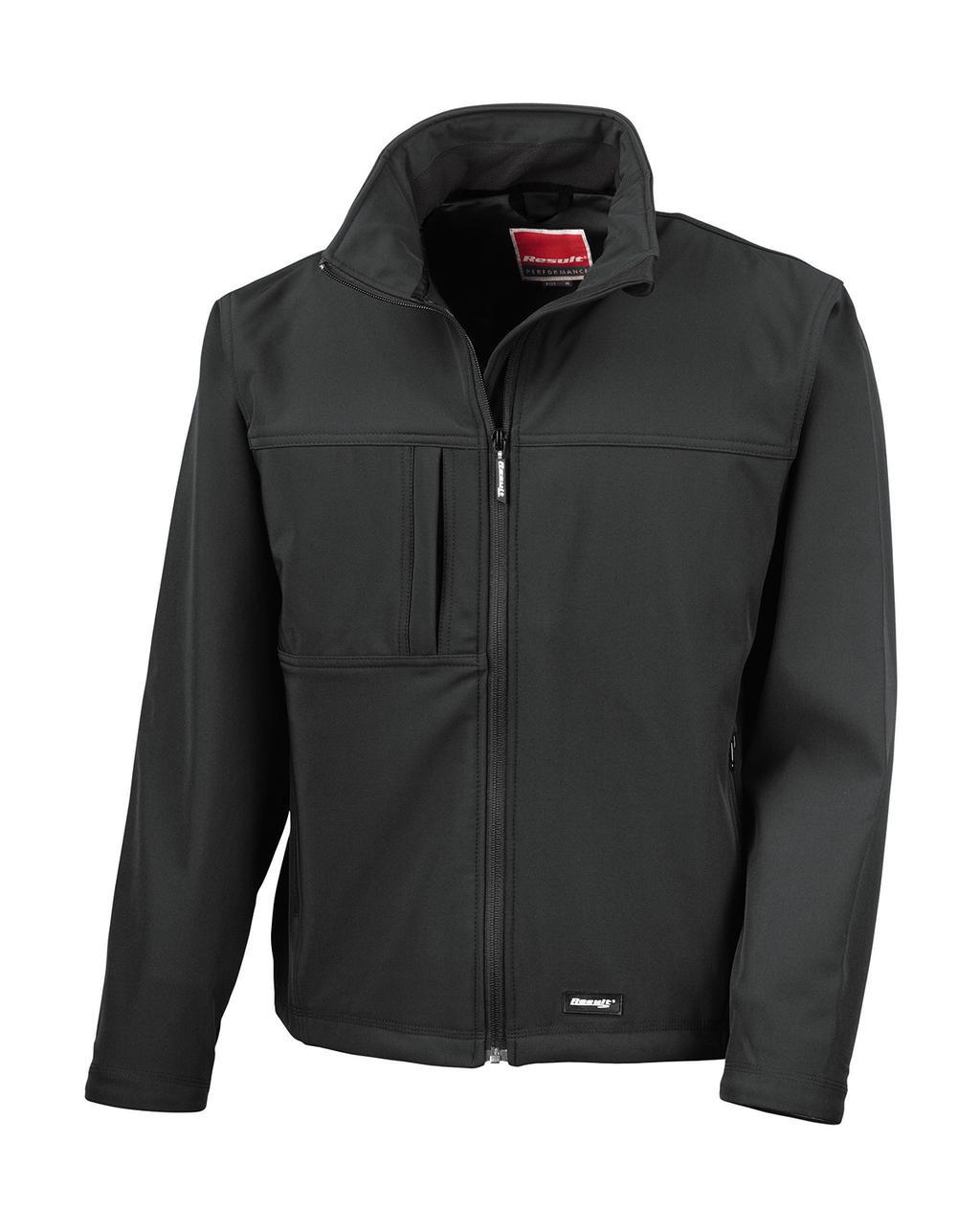 Classic Softshelll Jacket
