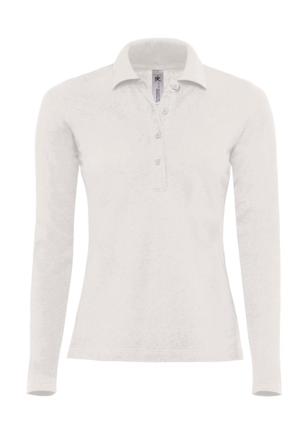 Safran Pure LSL/women Polo