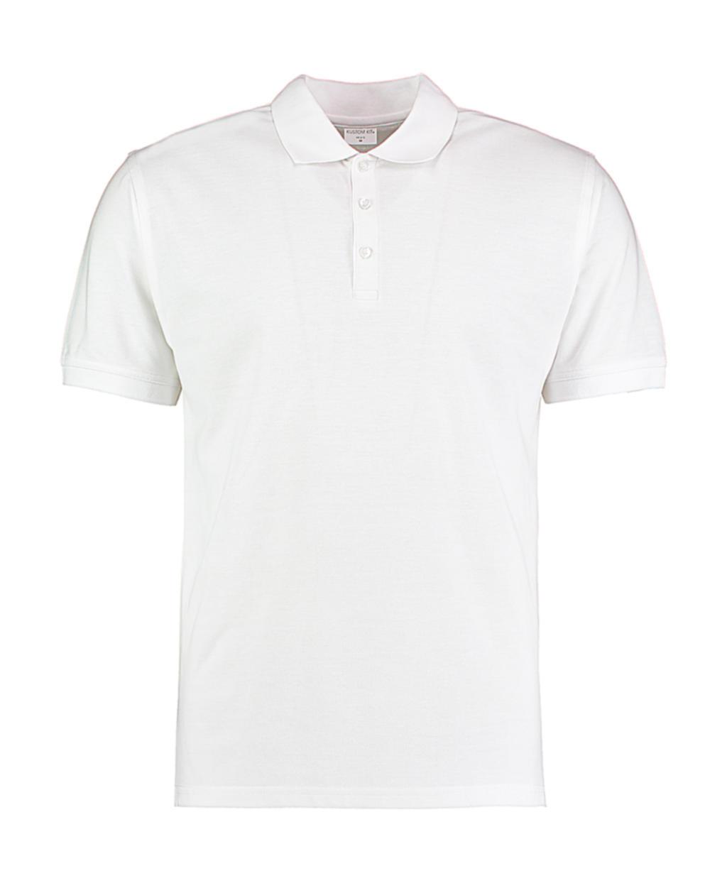 Klassic Slim Fit Polo Superwash® 60º