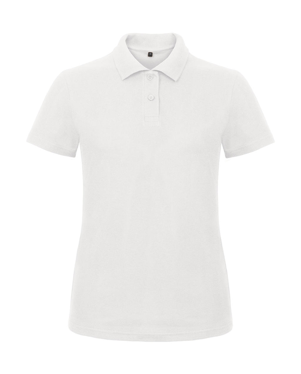 ID.001/women Piqué Polo Shirt