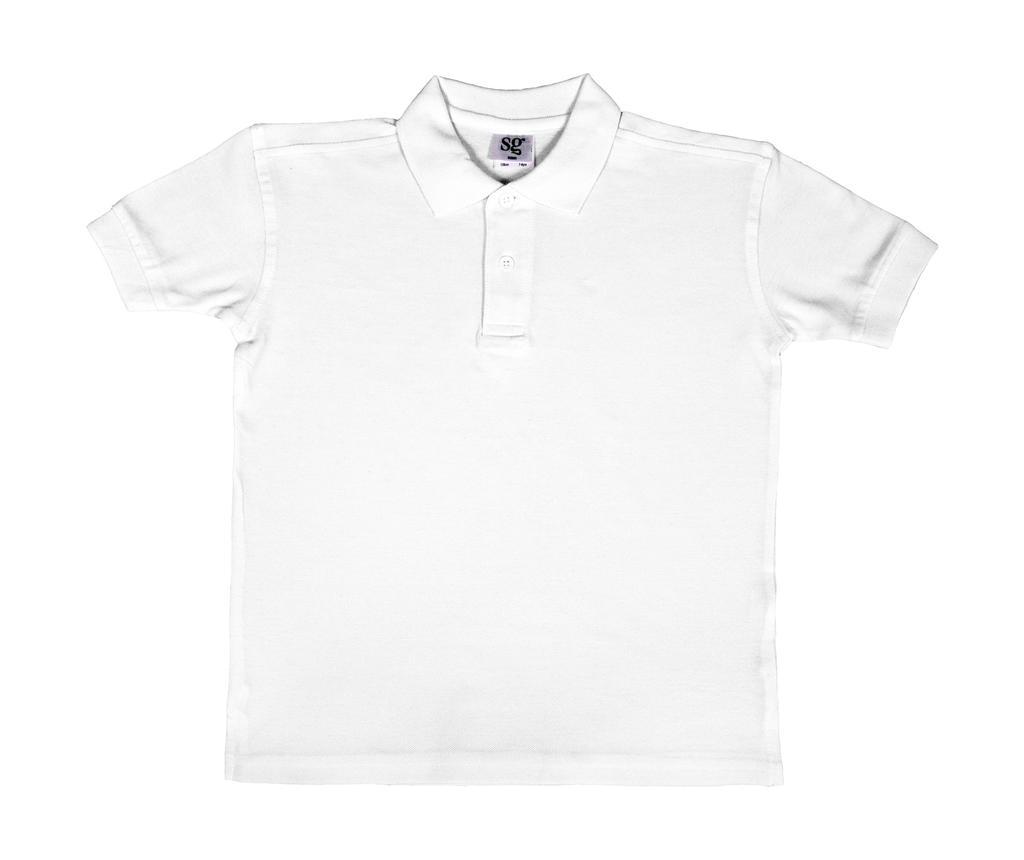Kids` Cotton Polo